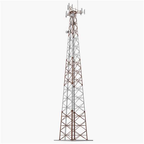 design brief of a cell phone tower 3d cellphone tower