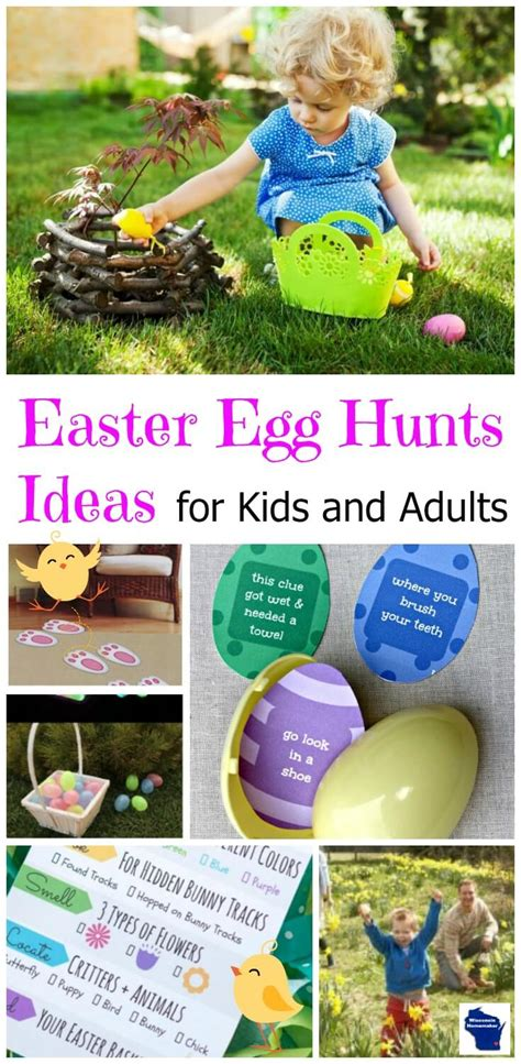 best easter egg hunts ideas for kids and adults