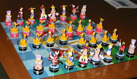 Themed Chess Sets daryl s chess set collection
