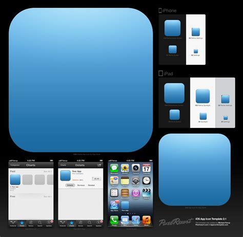 openremote templates 28 ios app templates 25 ios app icon templates to