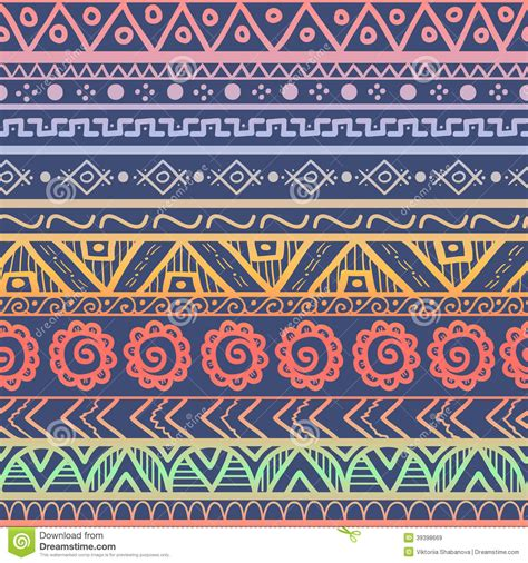 aztec pattern drawing drawn pattern aztec pencil and in color drawn pattern aztec