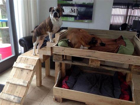 dog bed made out of pallets 40 diy pallet dog bed ideas don t know which i love