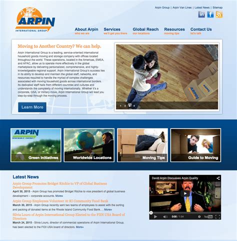 rps international home page top 4 complaints and reviews about arpin international group