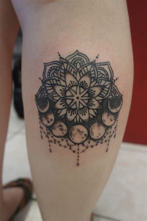 moon mandala tattoo 91 moon tattoos that are out of this world creative