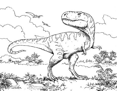 dinosaur coloring pictures free coloring pages of neck dinosaur