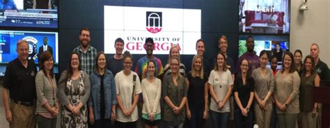 Uga Mba Jd Program by Uga Conducts Term Funded Research In Disaster