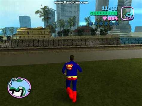 gta vice city cheats superman gta vice city super heroes skin doovi