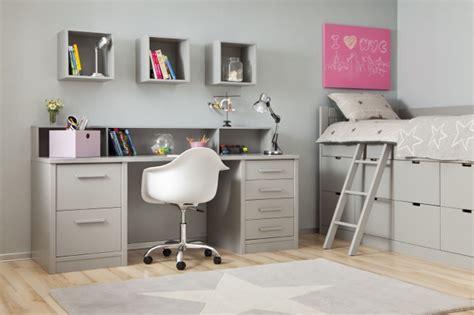 buro voor kinderkamer asoral kinderkamer meisje met bureau en boekenkast