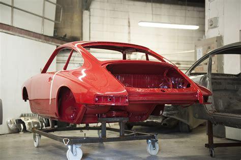 Porsche Restoration by Early Swb Porsche 911 Restoration At Tuthill