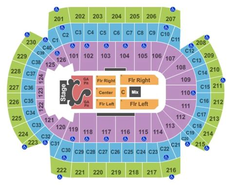 xcel energy center seating map xcel energy center tickets in paul minnesota xcel