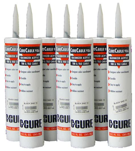 tile grout caulk c cure c cure caulk 986 sanded by flooringsupplyshop