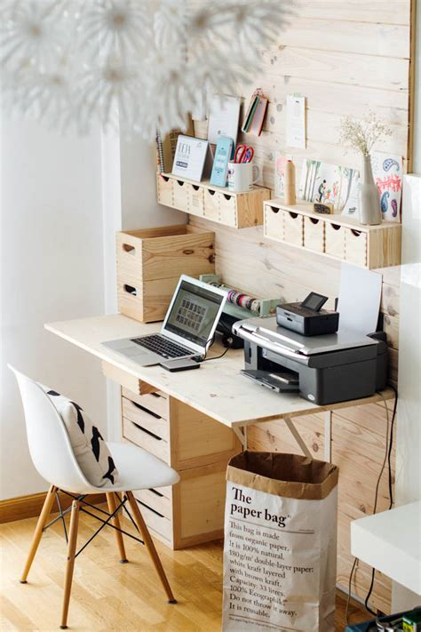 Home Office Desk Organization Ideas 18 Amazing Diy Ideas And Tricks To Organize Your Office Style Motivation