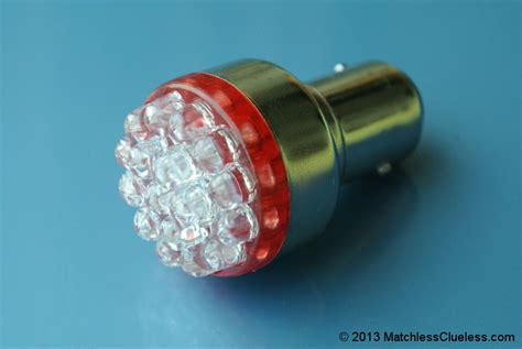 6 volt led lights motorcycle 6v extra bright red led stop and tail light matchless