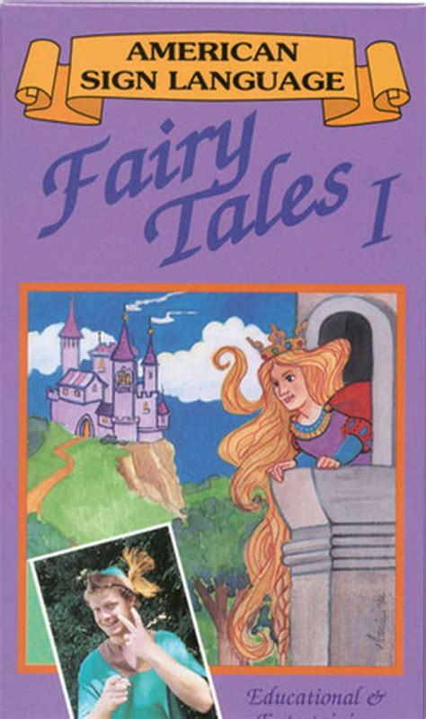 Stories To Enchant Five Tales To Delight Pink asl tales stories i or ii on vhs