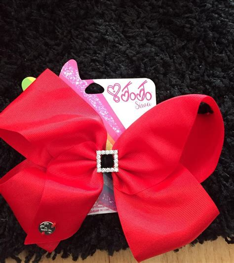 Jojo Siwa Bow By Timorashop jojo siwa large bow jojo hair bow in