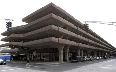 Underground Parking Garage Design transforming policy rudolph s garage cube design research