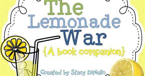 the lemonade war book report the world s catalog of ideas