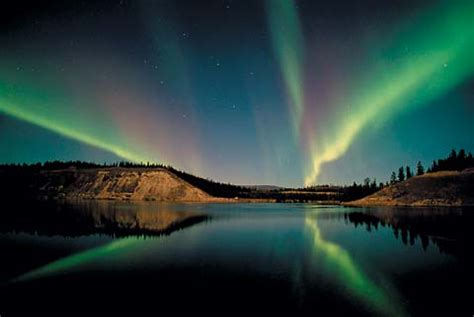 best place to borealis beautiful island the best place to see borealis