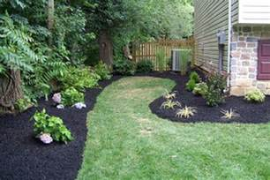 ideas for backyard landscaping lawn garden gardenandpatiosmallfront in garden and