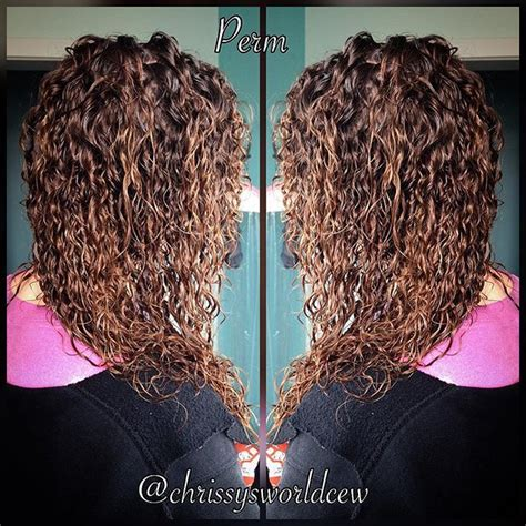 differnt methods of a spiral perm for long hair the 25 best loose spiral perm ideas on pinterest