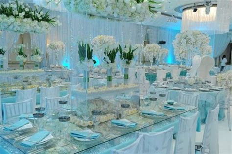 winter themed table decorations design a winter theme for your quinceanera
