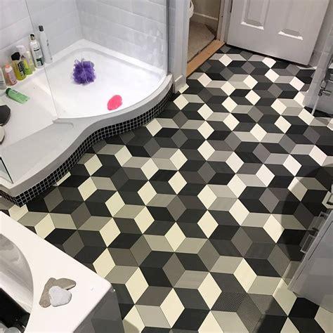 model keramik lantai kamar mandi minimalis terbaru