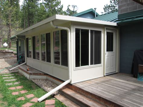 Backyard Sunroom Triyae Backyard Enclosures Sunrooms Various Design