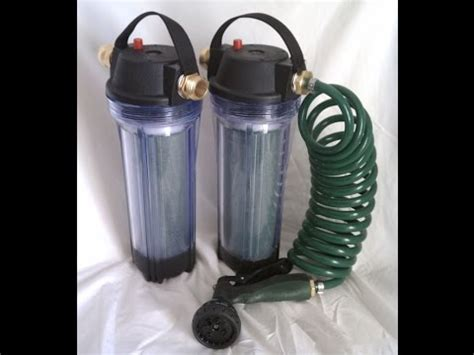 diy di water purification system mr clean car wash replacement system
