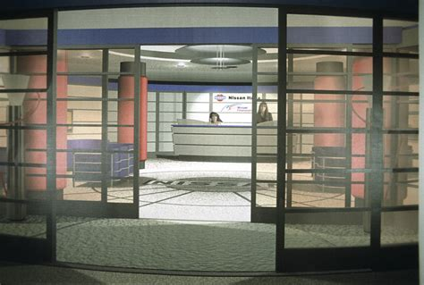 Sede Nissan Italia by Luca Leonori