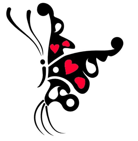 download butterfly tattoo designs png file hq png image