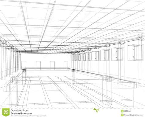 Ordinary Home Bar Construction Plans Free #3: 3d-sketch-interior-public-building-5010150.jpg