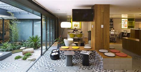 design milk office tv production company renovation in madrid design milk