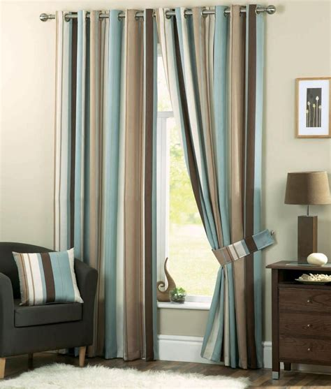 tan and white horizontal striped curtains brown and white horizontal striped curtains 28 images