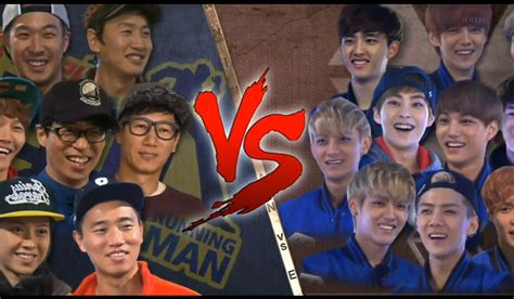 Exo On Running Man | krisseu