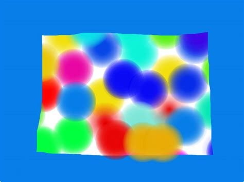 rainbow dots slimber com drawing and painting online