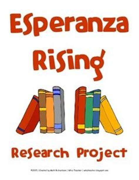 esperanza rising book report 1000 ideas about esperanza rising on students
