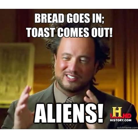 Funny Alien Meme - 94 best crazy hair guy from ancient aliens images on