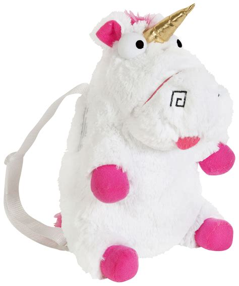 Tas Backpack Despicable Me 3 Fluffy fluffy unicorn backpack despicable me 3 plush bag 163 9 95 picclick uk