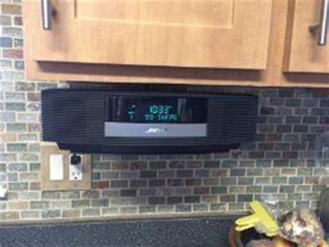 radio for under kitchen cabinets under cabinet radio am fm bluetooth cd player clock