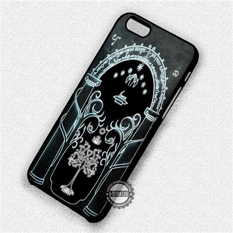 Tree Of Gondor Gold Casing Iphone 7 6s Plus 5s 5c 4s Cases Samsung 2 white tree of gondor lord of the rings moria gate iphone 7 6 plus 5c 5s se cases covers