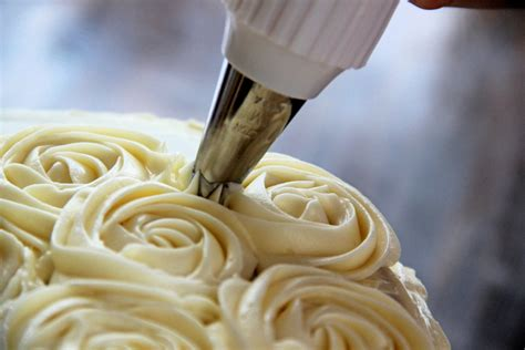 Frosting Decorations by D Lish Velvet Cake Cake Decorating Tutorial
