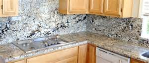 Granite Kitchen Backsplash Granite Amp Tile Backsplashes Artistic Stone Kitchen And Bath