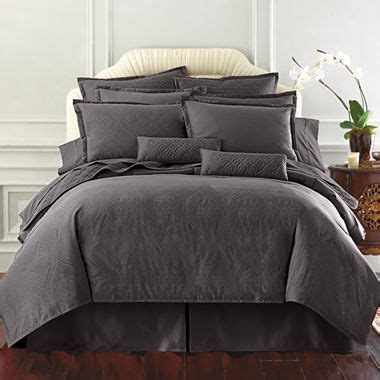 jc pennys bedding charcoal bedding jcpenney s my house one day pinterest