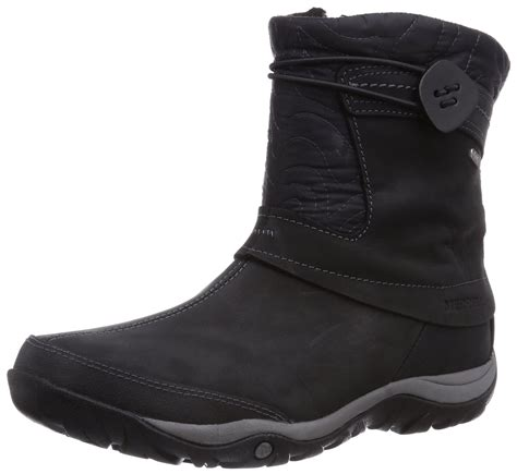 boot for merrell dewbrook zip waterproof winter boot