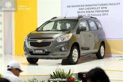 Lu Rem Chevrolet Spin mengupas chevrolet spin indonesia