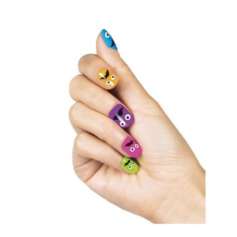 faux ongles avec motifs faux ongles color 233 s motifs moustaches