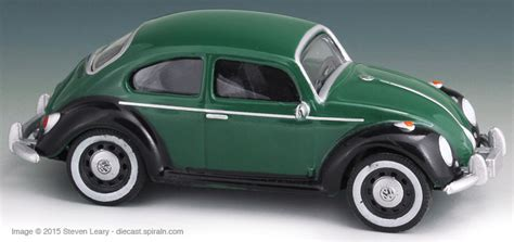 164 Greenlight Vw Classic Bettle volkswagen beetle