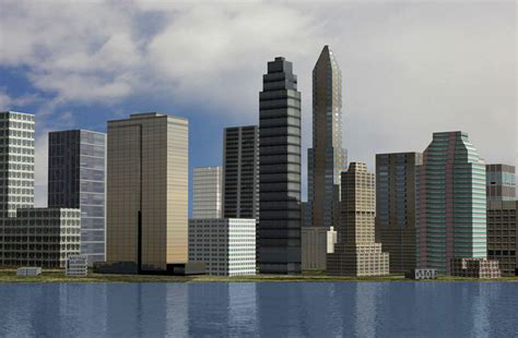 marlin studios free sle city building models