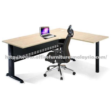 Simple Table L by 5ft X 5ft Simple L Shape Table Desk Shah Alam Kuala Lumpur Selangor