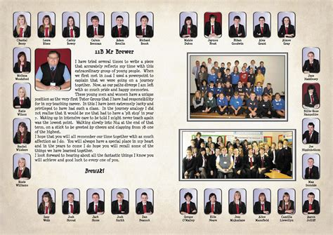 yearbook layout exles school yeabook page sles hardy s yearbooks